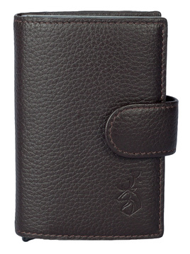 Kensington Metal Sleeve Wallet with Coin Pocket - RFID