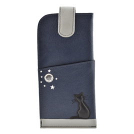 Midnight Cats Glasses Case