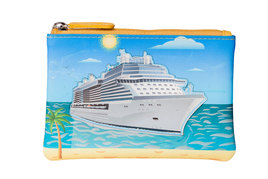 Pinky Cruise Coin Purse