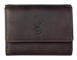 Shaftsbury Tri Fold Wallet with Coin Pocket - RFID